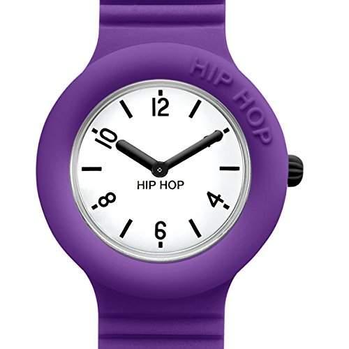 BREIL HIP HOP Uhren Essential Unisex Lady Violet - hwu0559