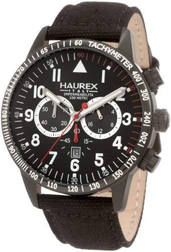 Haurex Italien Herren 9N300UNN Red Arrow Chronograph