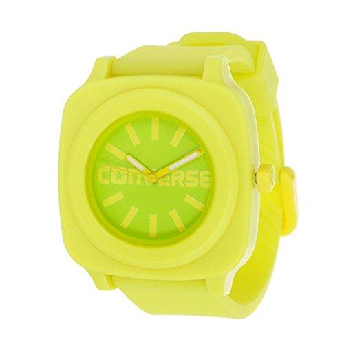 Converse Neon Gelb Gruen Armbanduhr VR032 340