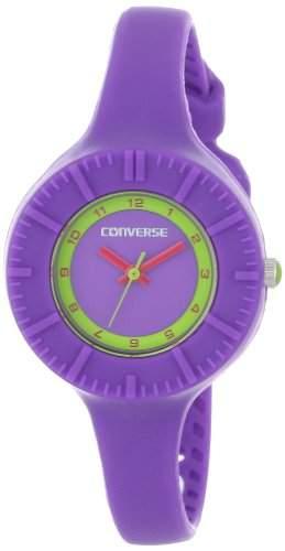 Converse Damen-Armbanduhr XS Analog Silikon VR023-505
