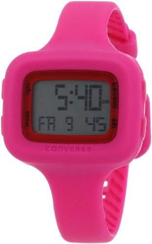 Converse Damen-Armbanduhr Digital Silikon VR025-615