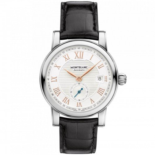MONTBLANC UHR STAR COLLECTION CARPE DIEM AUTOMATISCHE 113879