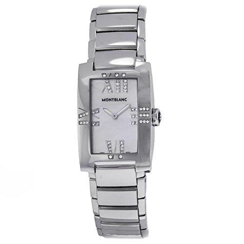 MontBlanc Profil Damen Eleganz Limited Edition Diamond Watch