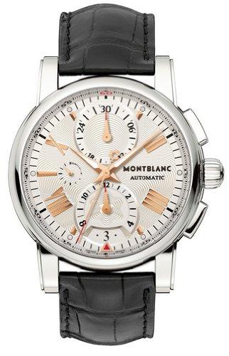 MontBlanc Star 4810 Chronograph Automatik 105856