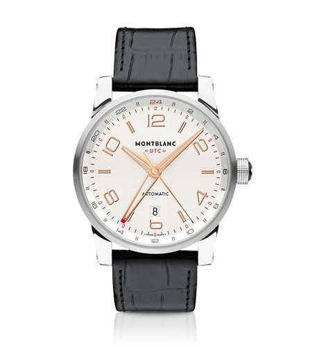 Montblanc Timewalker 42mm Automatic UTC 109136