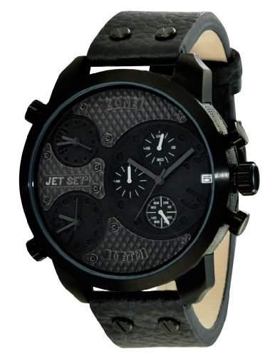 Jet Set Uhr - Herren - J10233-267