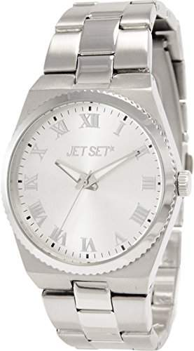 Jet Set Damen-Armbanduhr Success Analog Quarz Edelstahl J61104-622