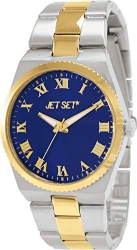 Jet Set Damen-Armbanduhr Success Analog Quarz Edelstahl J61106-322