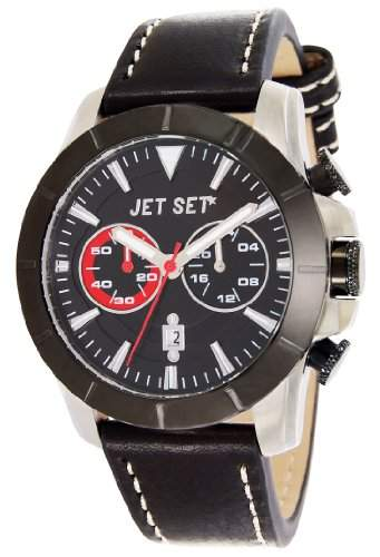 Jet Set Uhr - Herren - J63393-237