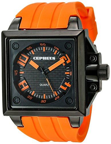 CEPHEUS Analog Quarz Silikon CP904 629A