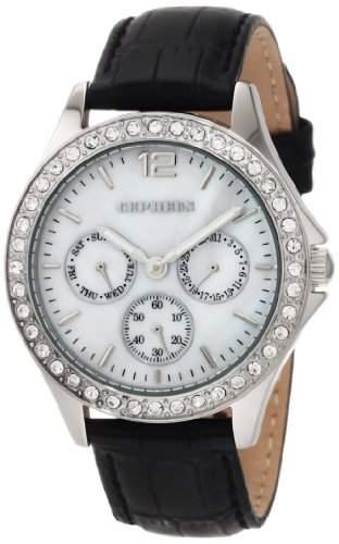 CEPHEUS CP502-482 Damenuhr mit Swarovski-Kristallen