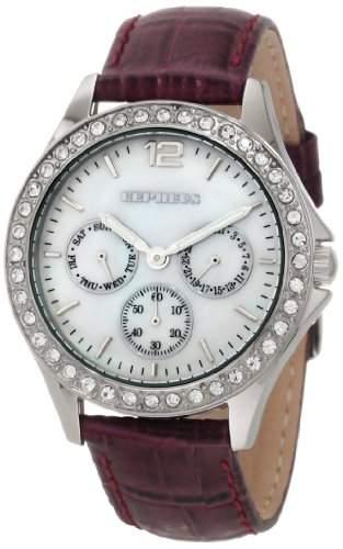 CEPHEUS CP502-488 Damenuhr mit Swarovski-Kristallen