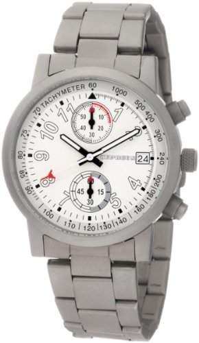 CEPHEUS CP505-181 Herrenchronograph Titanlook