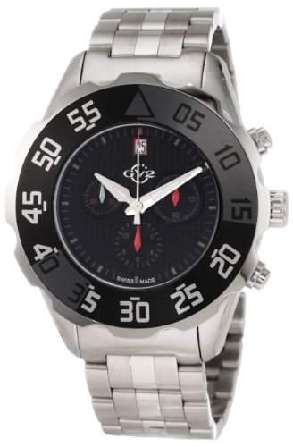 GV2 Herren-Armbanduhr Parachute Chronohraph 3004B