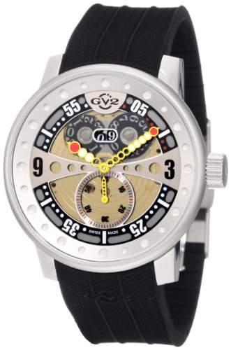 GV2 Herren-Uhren Powerball Schwarz 4040R