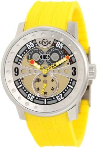 GV2 Herren-Uhren Powerball Gelb 4040R2
