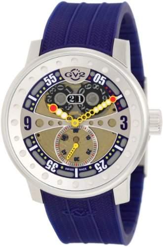 GV2 Herren-Uhren Powerball Blau 4042R3