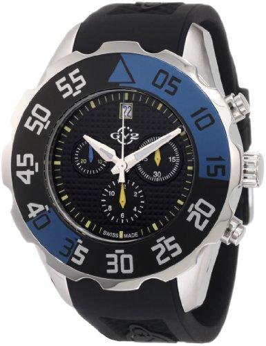 GV2 Herren Uhren Parachute Chronohraph 3001R