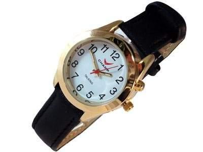 CHAMP sprechende Analog Armbanduhr Modell C8835G