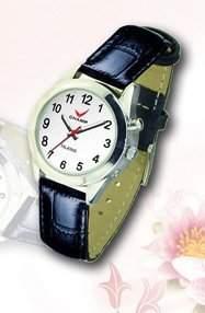 CHAMP sprechende Analog Armbanduhr Modell C8837S