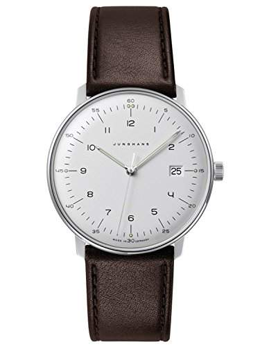 Junghans max bill Quarz Herrenuhr 041446100