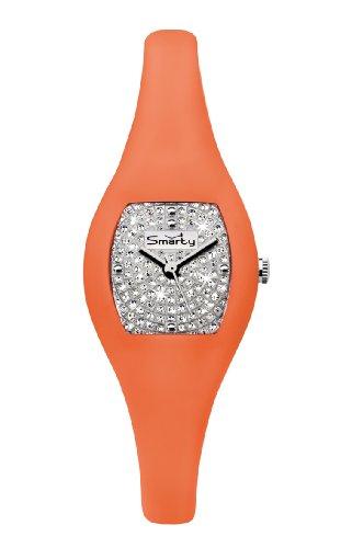 SMARTY Damen Armbanduhr Glamour Quarz Analog SW088I