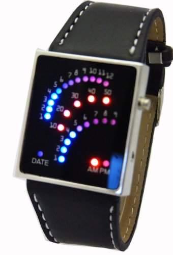 LED Armbanduhr A33