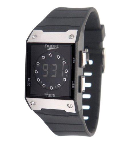 Longboard Damen Uhren Quarz Digital 6075112