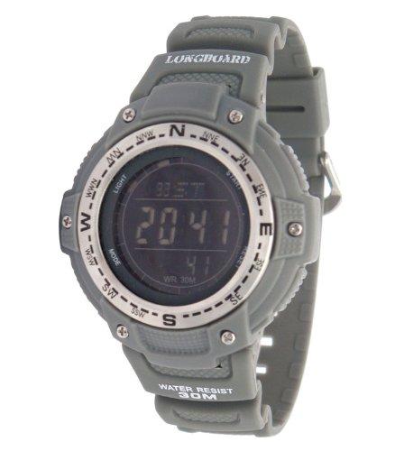 Longboard Herren Armbanduhr XL Digital Plastik 6025722
