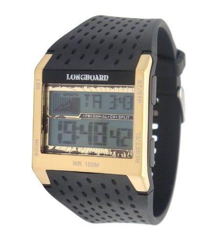 Longboard Herren Uhren Quarz Digital 6025322