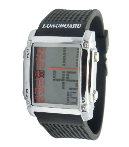 Longboard Herren Uhren Quarz Digital 6025522