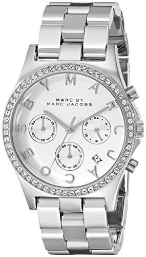 Marc by Marc Jacobs Henry Damen Chronograph MBM3104