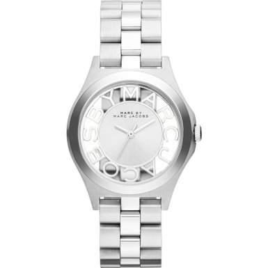 Marc Jacobs Damen-Armbanduhr XS Analog Quarz Edelstahl MBM3291