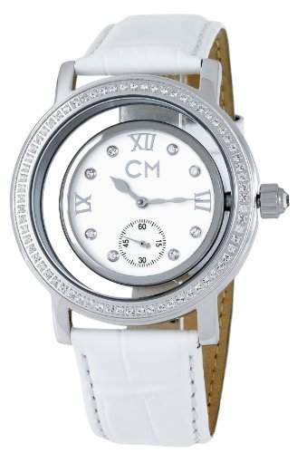 Carlo Monti Damen-Armbanduhr Imola Analog Automatik CM104-186