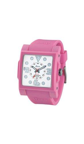 itanano mc4300 d mc02 Armbanduhr Armband Silikon Fuchsia