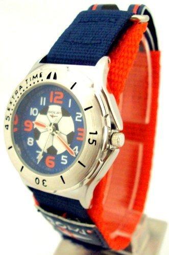 Gola Jungen Kid s Fussball Design Zifferblatt Klettverschluss armbanduhr