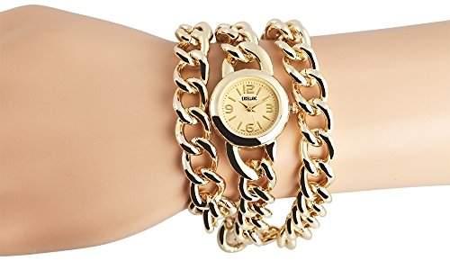 Excellanc Damen-Armbanduhr XS Analog Quarz verschiedene Materialien 150404500002