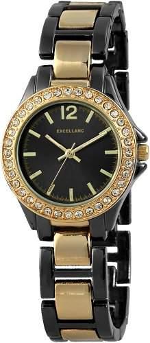 Excellanc Damen-Armbanduhr XS Analog Quarz verschiedene Materialien 150811000005