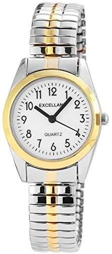 Excellanc Damen-Armbanduhr XS Analog Quarz verschiedene Materialien 170012000016