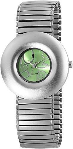 Excellanc Damen-Armbanduhr XS Analog Quarz verschiedene Materialien 172426000036