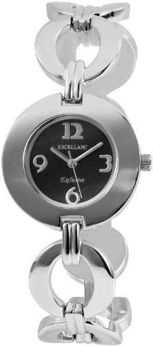 Excellanc Damen-Uhren mit Metallband 180321100013