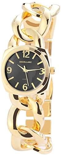 Excellanc Damen-Armbanduhr XS Analog Quarz verschiedene Materialien 180601000001