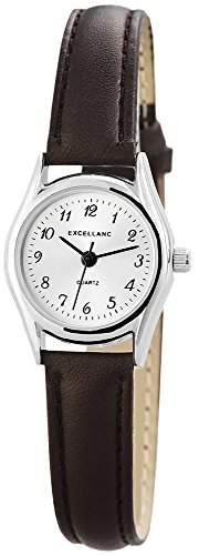Excellanc Damen-Armbanduhr XS Analog Quarz verschiedene Materialien 190022500037
