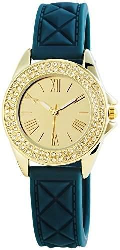 Excellanc Damen-Armbanduhr XS Analog Quarz verschiedene Materialien 195502600003