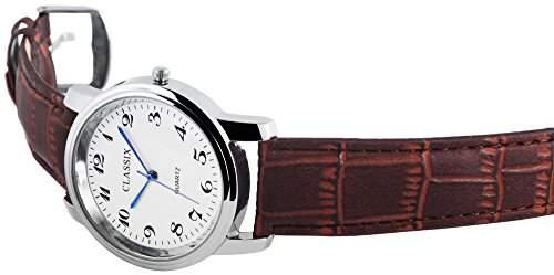 Excellanc Herren-Armbanduhr Analog Quarz verschiedene Materialien RP1252210002