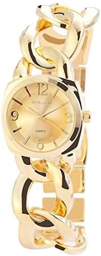 Excellanc Damen-Armbanduhr XS Analog Quarz verschiedene Materialien 180604000001