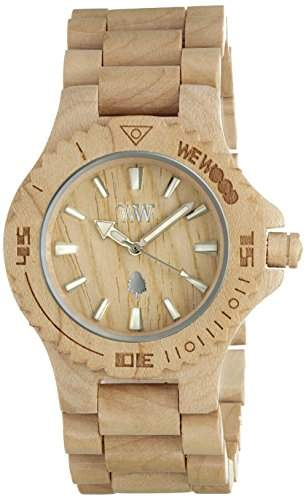 WeWood Date Beige Armbanduhr WW01001