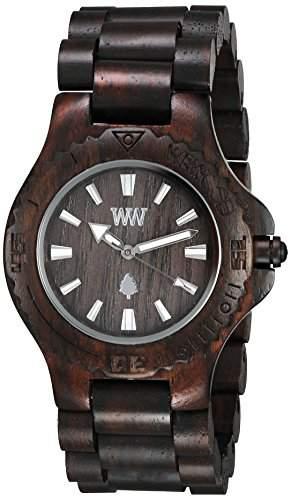 WeWood Date Chocolate Armbanduhr WW01004