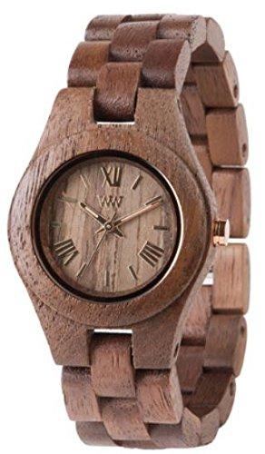 WeWood Criss Armbanduhr aus Holz Nut