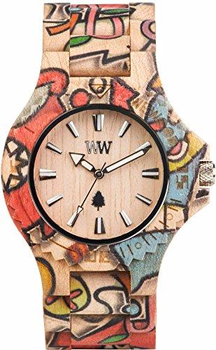 WeWood Date Woop Love Beige Armbanduhr WW52002